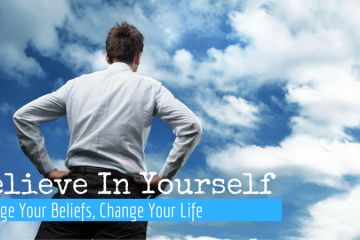 Revealed: Changing your beliefs can change your life