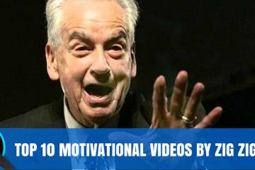 Top 10 motivational videos from Zig Ziglar